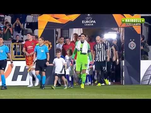 Partizan-Manchester United!Najbolje šanse!
