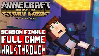 MINECRAFT STORY MODE SEASON 2 EPISODE 5 Gameplay Walkthrough Part 1 FULL GAME (Season Finale)