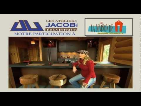Les Ateliers Jacob - La maison de Jacques Villeneuve