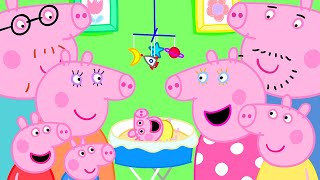 Peppa Pig Official Channel   Peppa Pig and Baby Alexander