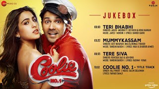 Coolie No 1 2020 Movie Full Album All Songs