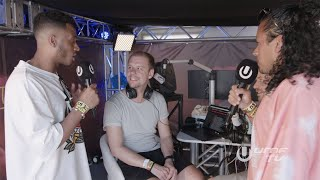 ULTRA LIVE CO HOSTS SUNNERY JAMES & RYAN MARCIANO