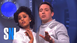 Cut for Time: Cinema Channel (Ariana Grande) - SNL