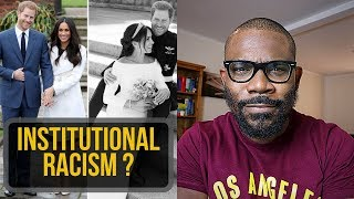 Is Institutional Racism At the Heart of Meghan Markle and Prince Harry's Departure ? // Ep 127