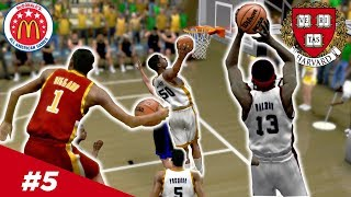 Recruiting Special + AAU Highlights!! - Harvard | College Hoops 2k  - Ep 5