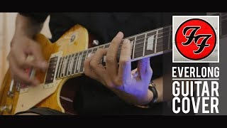 Foo Fighters - Everlong (Guitar Cover)