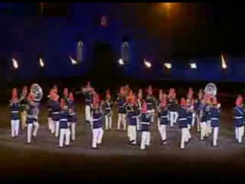 The Edinburgh Military Tattoo- Ejército de Chile