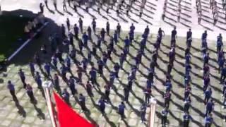 [Demo] Đồng diễn Flashmob ĐH NGÂN HÀNG