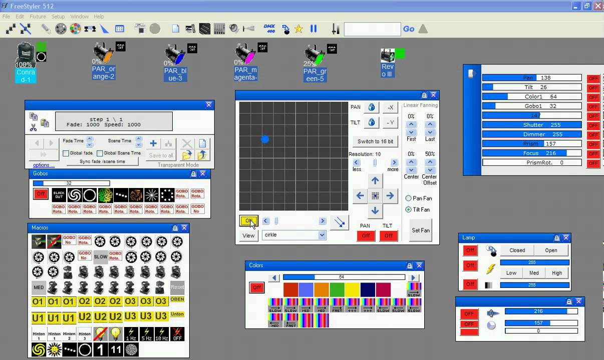 freestyler dmx manual pdf