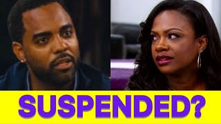 JUICY NEWS! Did Bravo Suspend Kandi's Husband Todd Tucker From #RHOA?!!