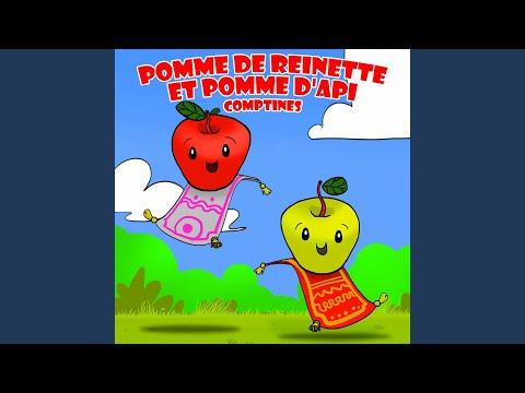 Pomme De Reinette Et Pomme D'api - Comptines