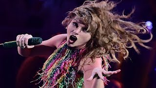 Taylor Swift breaks US record for highest-grossing U.S. tour.