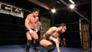 ROH Champ Davey Richards vs Kyle Matthews  - 2011/10/28