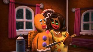 Galleta de Jengibre y su novia