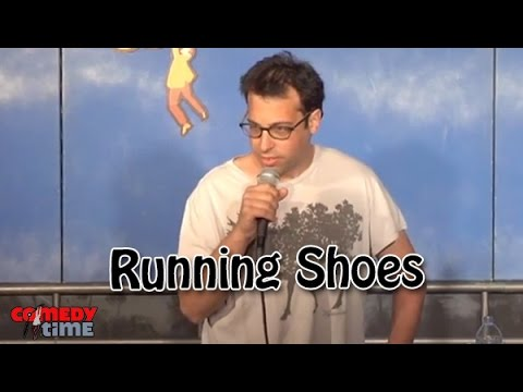 Stand Up Comedy by Matty Goldberg - Running Shoes