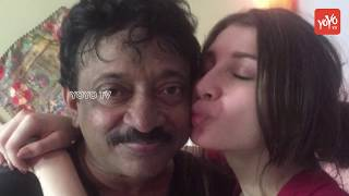 RGV accuses Jaya Kumar of morphing photos..
