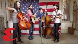 "The Avett Brothers Perform ""Morning Song"""