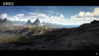 Elder Scrolls 6 E3 2018 Announcement Trailer