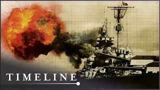 How The Dambusters Sunk Hitler's Invincible Battleship | Sinking The Tirpitz | Timeline