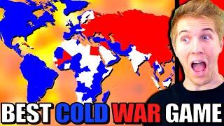 BEST Cold War Strategy Game Ever? (Twilight Struggle)