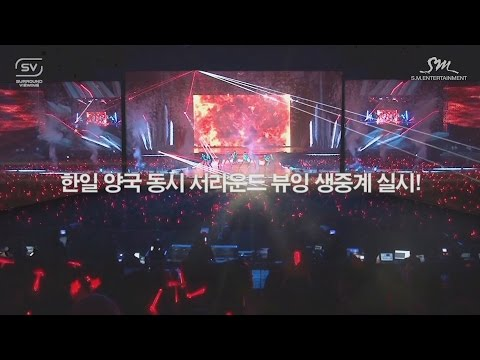 [TVXQ! SPECIAL LIVE TOUR - T1ST0RY - &…!] SURROUND VIEWING