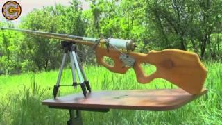 súng hơi tự chế | Làm thế nào để làm cho một súng hơi ?
