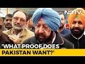 Well Pick Up Masood Azhar If You Cant: Amarinder Singh To Imran Khan