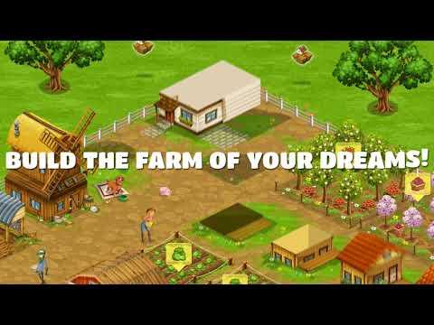 big farm mobile harvest free farming game 2 16 3563 descărcare