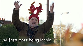 wilfred mott being iconic