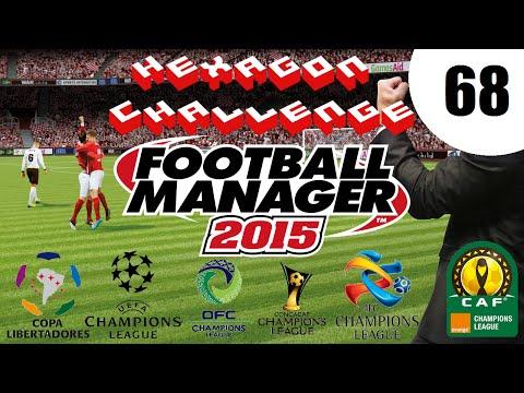 Pentagon/Hexagon Challenge - Ep. 68: Europa League Group Matches 1-2 | Football Manager 2015