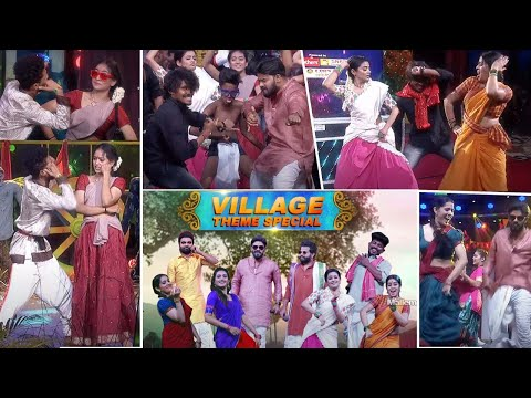 DHEE 13: Sudigali Sudheer, Rashmi, Aadi, Priyamani performs dance for mass beats, wins hearts
