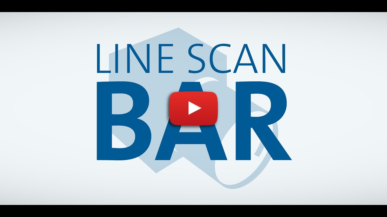 Line scan bars (aka contact image sensors - CIS)