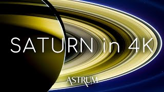 Our Solar System's Planets: Saturn | 4K