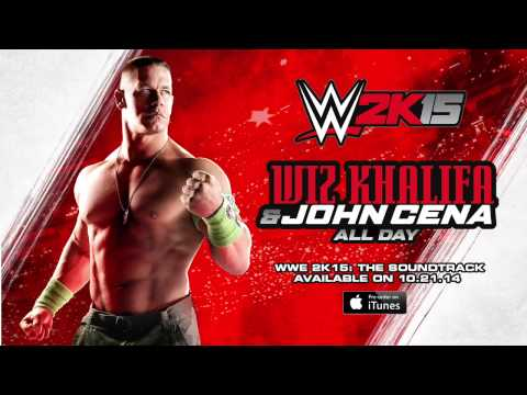 Baixar Wiz Khalifa & John Cena - All Day [Official Audio from WWE 2K15: The Soundtrack]