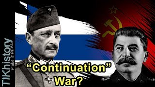 "Was Finland's ""Continuation War"" Pre-Planned? Eastern Front #WW2"
