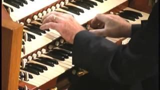 "John Weaver plays Ives ""Variations on America"""