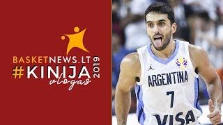 #Kinija2019 vlogas: Čempionato staigmena ir Lietuvos krepšinio situacija