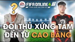 (Fifa Online 4) Giao lưu đầu xuân cùng anh đối thủ xứng tầm Độ Mixi
