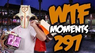 Dota 2 WTF Moments 297 - YouTube