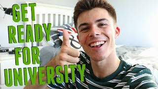 So You're Going to University...? WHAT I WISH I'D KNOWN BEFORE UNI! | Jack Edwards