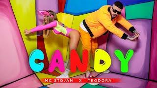 MC STOJAN x TEODORA - CANDY (OFFICIAL VIDEO)