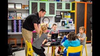 'Gorilla grad inspires with innovative teaching