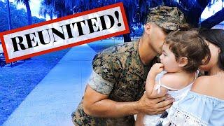 REUNITED! | Military Life