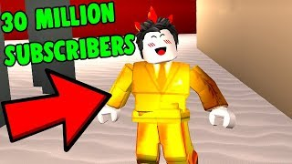 ROBLOX YOUTUBER SIMULATOR *30 MILLION SUBSCRIBERS*