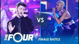 James Graham vs Leah Jenea: THE REMATCH!   Finale   The Four