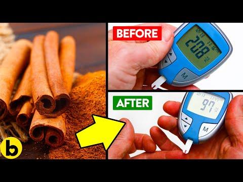 Цимет, магнезиум - додатоци во исхраната со кои ќе го намалите нивото на шеќер во крвта