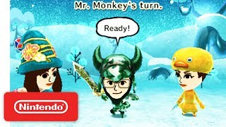 Miitopia - Tips from the Guardian Spirit: How to Be a True Hero! - Nintendo 3DS