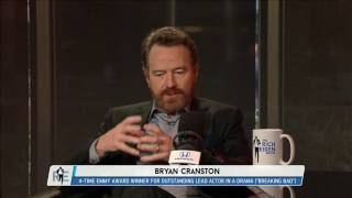 Actor Bryan Cranston on His Favorite 'Breaking Bad' Episode - 12/19/16