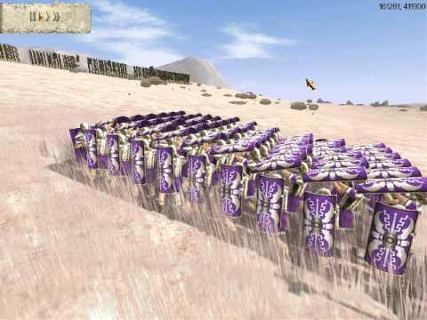 Rome Total War Online Battle 1446: Pontus vs Rome