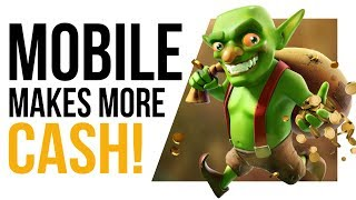 How MOBILE GAMING is ACTUALLY BIGGER than Consoles and PC NOW!